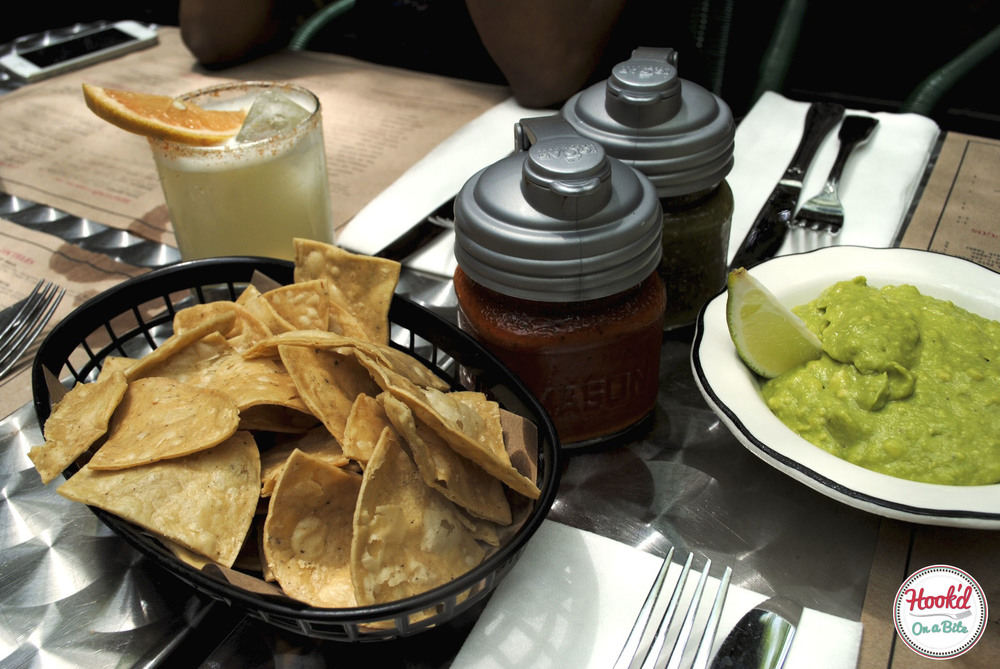 Chips, Guacamole, and Salsas