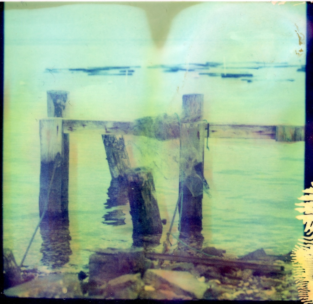 © 2013 Kat Phillips.  Hasselblad 500C with Polaroid Polacolor Ultraviolet Film.