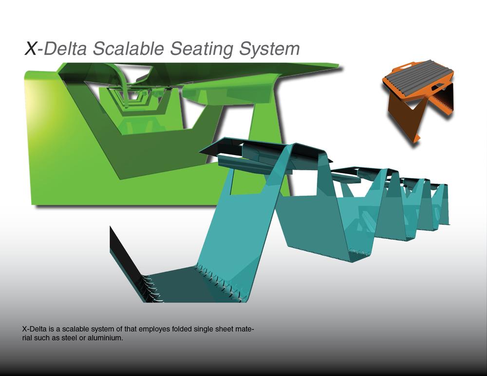 X-delta page 1