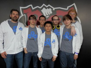 The Cloud 9 team.jpg