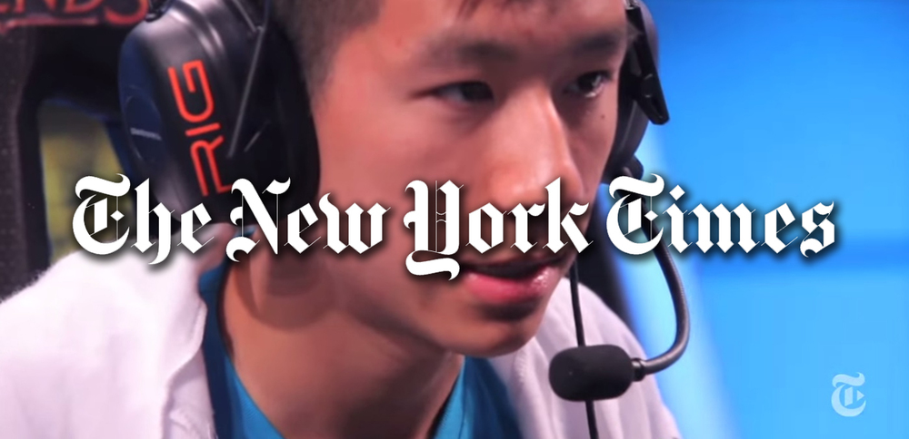 League of Legends' Profitable World | 2014 Summoner's Cup World Championship | The New York Times