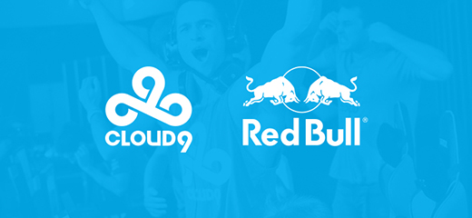 Red Bull and Cloud9 make it official