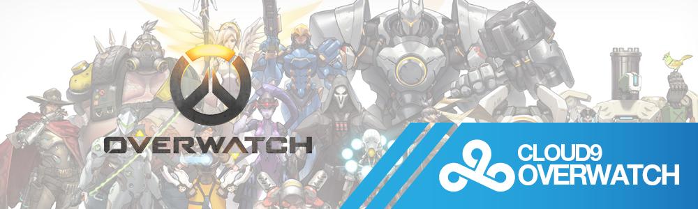 Cloud 9 ha comprado una plaza para Londres para la Overwatch League