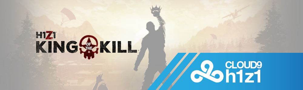 Introducing Cloud9 H1Z1 King of the Kill! — Cloud9