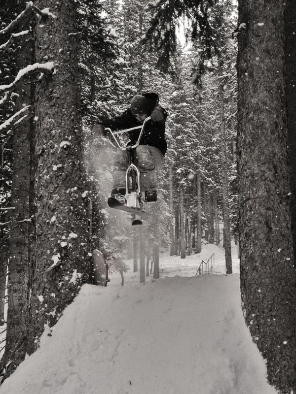 Greg Ingersoll tuck. Photo: Jeremy Jones