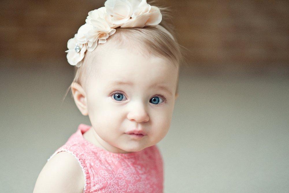 Tosia - sesja dziecięca