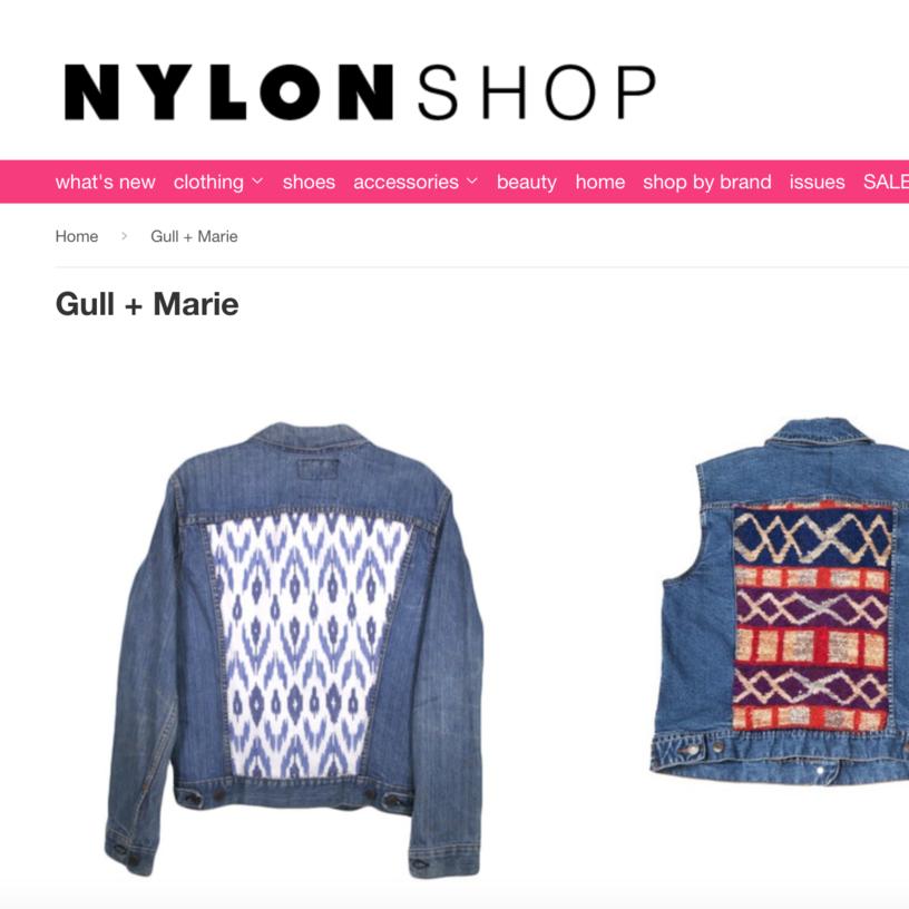 NYLON SHOP