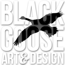 Black Goose Art & Design