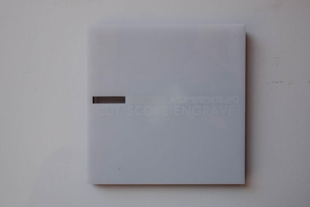 Opal White Acrylic (Translucent)