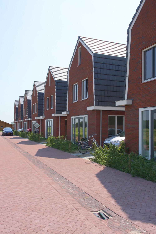 Woningen 't Zouweveld