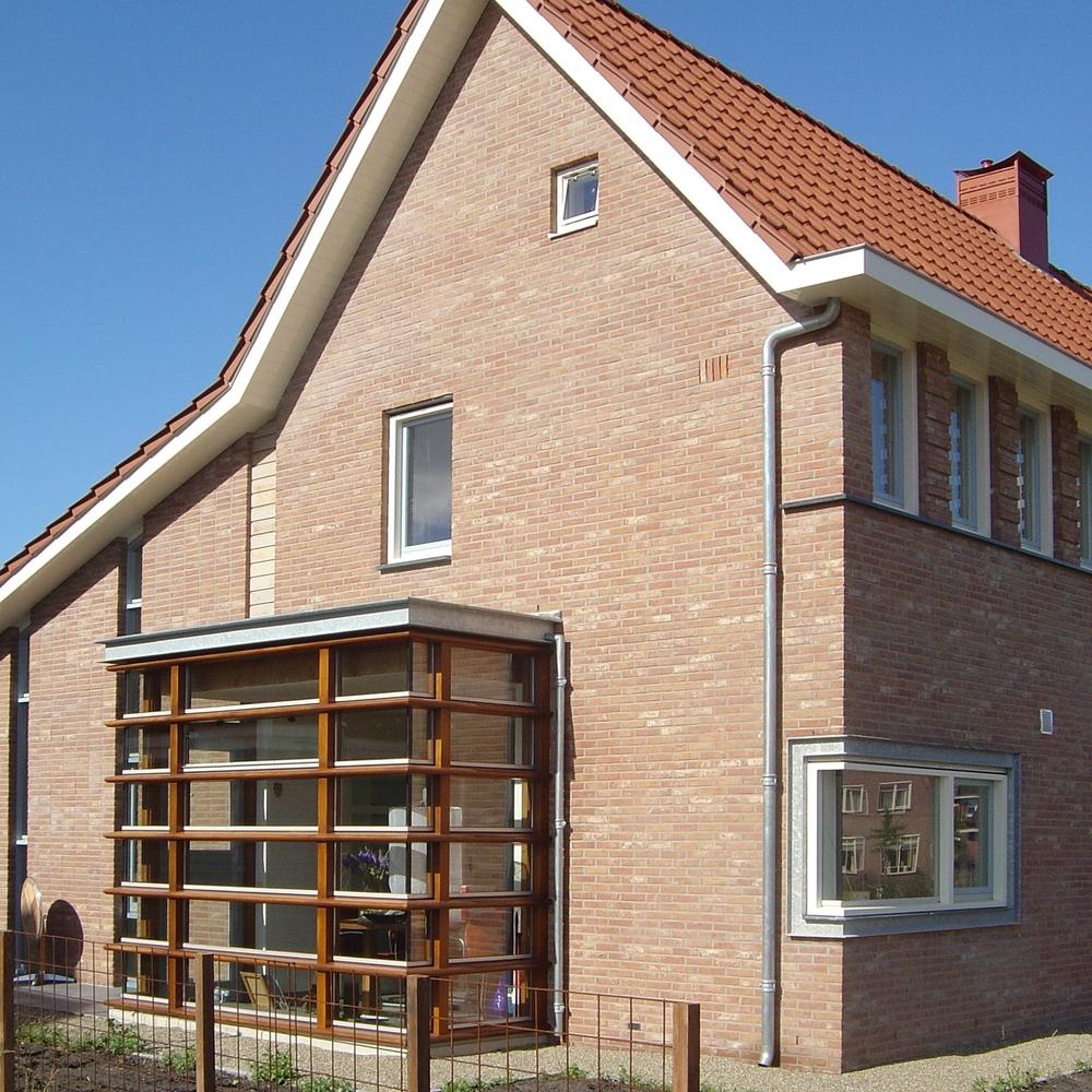 Vrijstaande woning Kampen