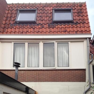 Woningopbouw te Delft