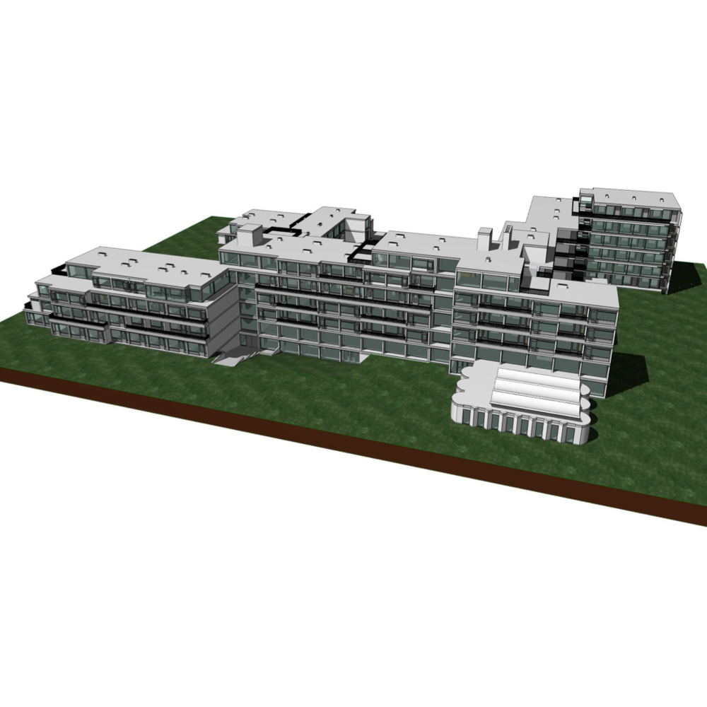 Woonzorgcomplex Abtswoude