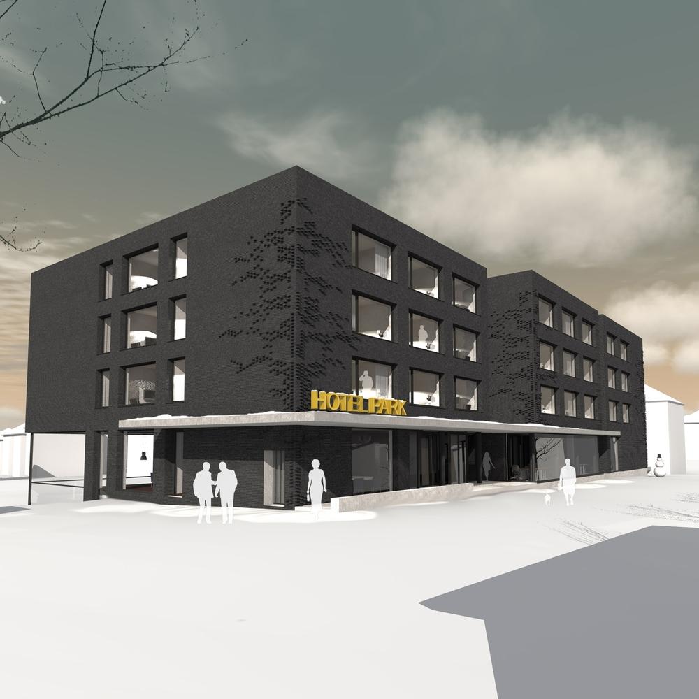 Hotel Heiden Zwitserland