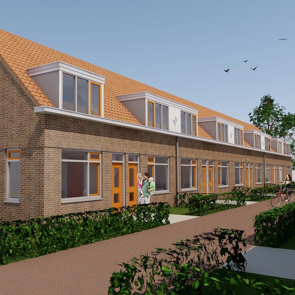 Emmaplein Naaldwijk