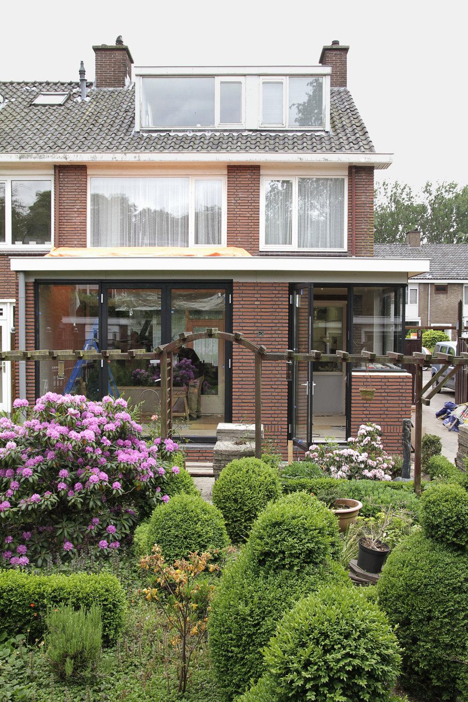 Woninguitbreiding Delft
