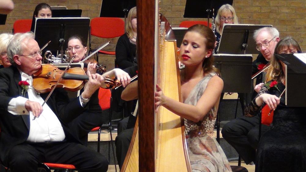valeria kurbatova- solo harp