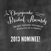 Chesapeak+Bridal+Award+Nominee+2013.jpg