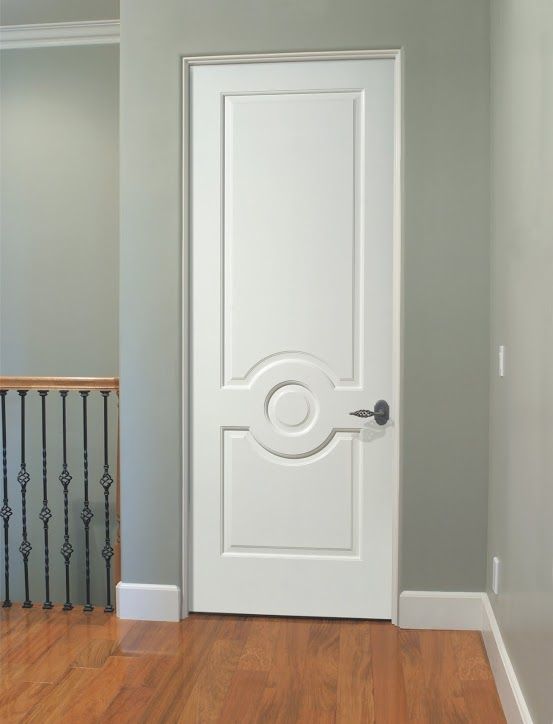 3 Prm Small Circle Interior Doors And Closets