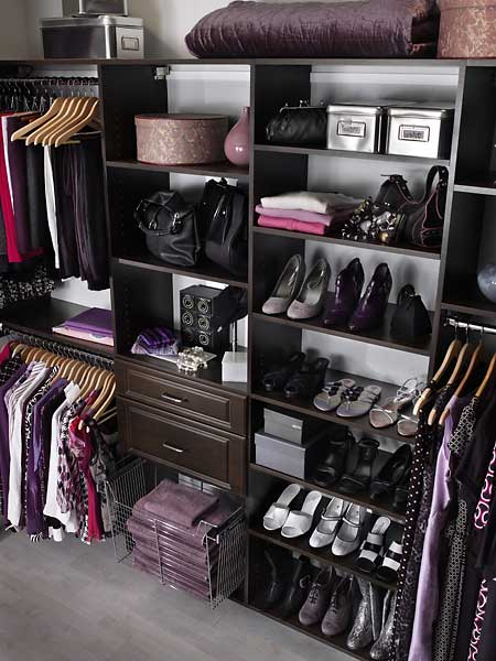 Do It Yourself Home Design: Do It Yourself Closet Organizers