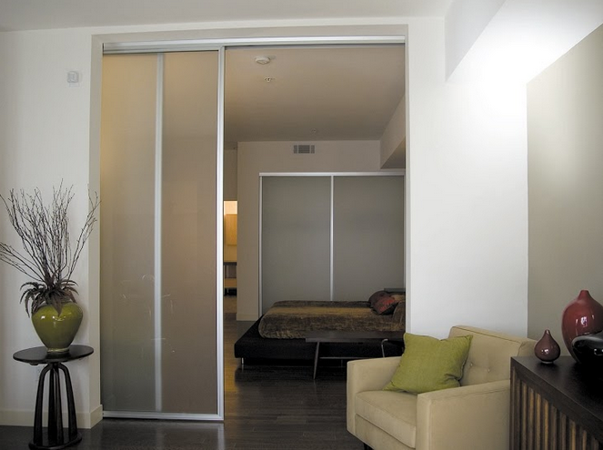 Room dividers interior doors and closets - Opaque room divider ...