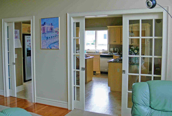 Pocket Doors Interior Doors And Closets