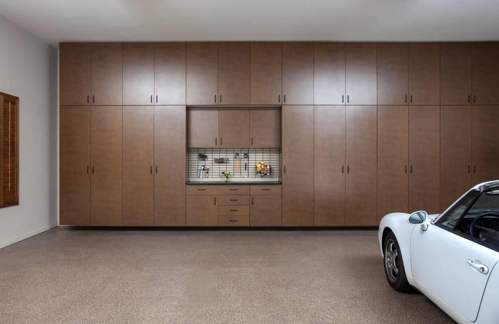 Bronze Cabinets with Ebony Star Butcher Block Work Bench.jpg