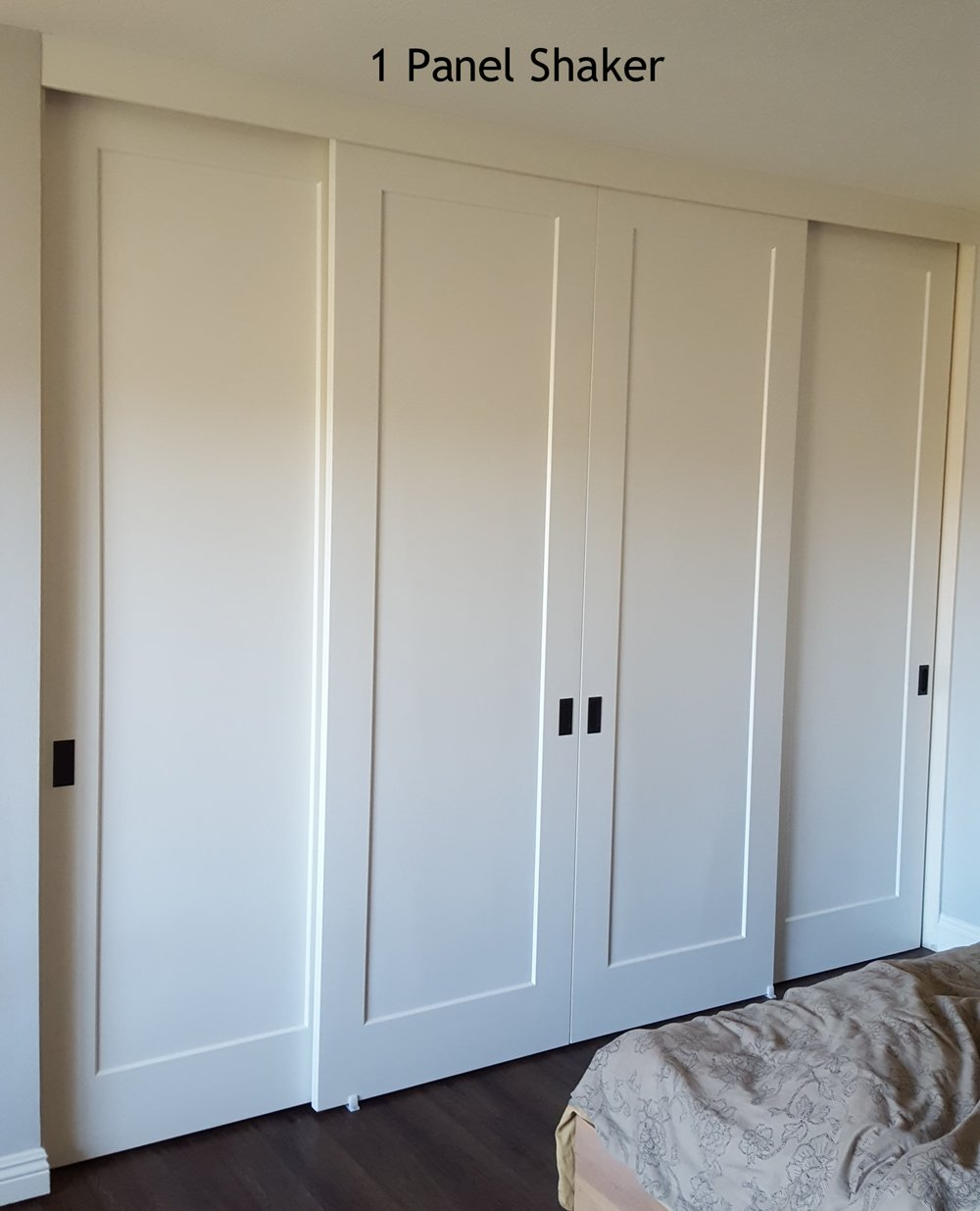 Panel Louver And Flush Doors Interior Doors And Closets
