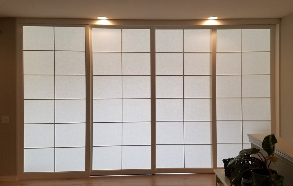 True Shoji Interior Doors And Closets