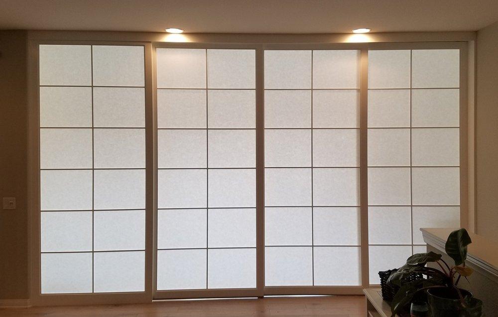 True Shoji Interior Doors And Closets