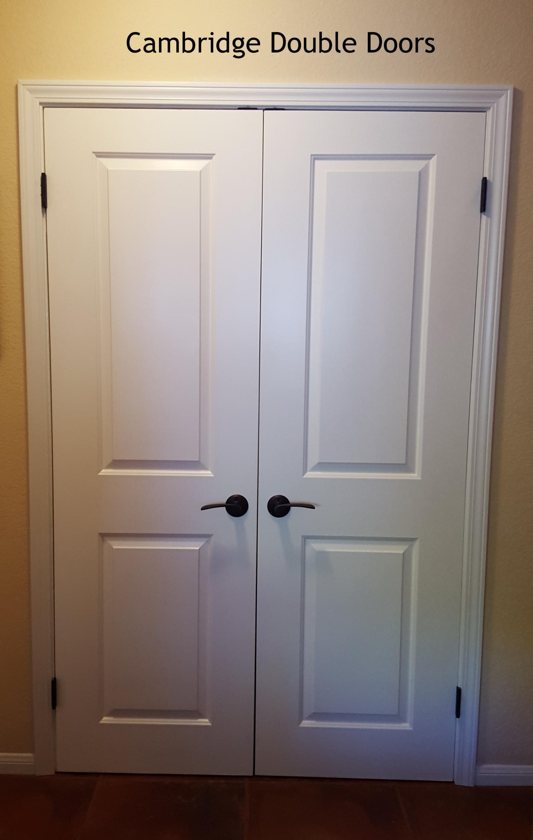 Panel Louver And Flush Doors Interior Doors And Closets