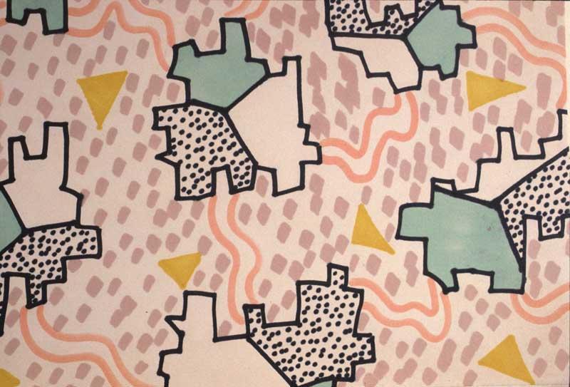 patternbase: Nathalie du Pasquier