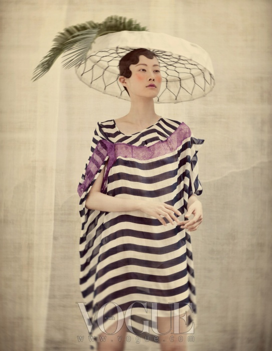 Vogue Korea July 2011 via  pinterest