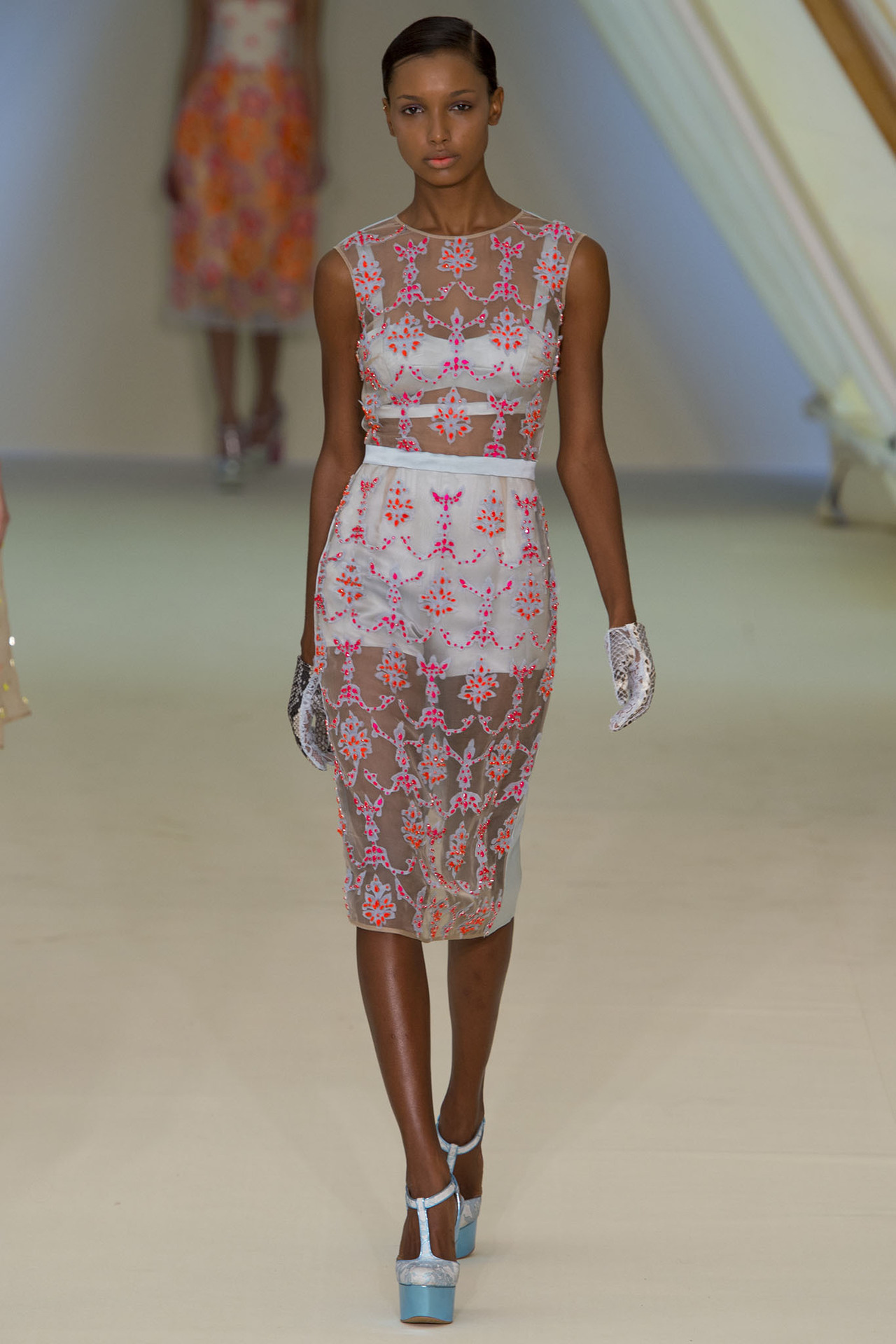 Erdem Spring 2013 – London Fashion Week