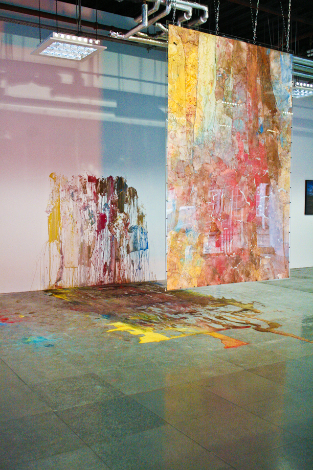 Installation by Sarah Tew