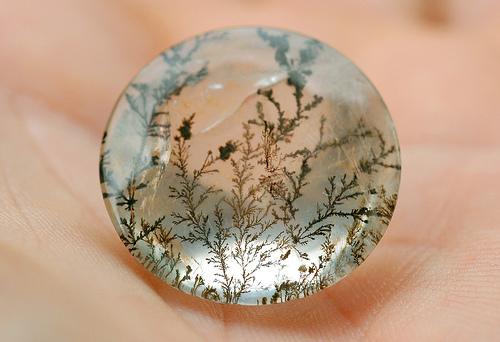 Dendrite quartz