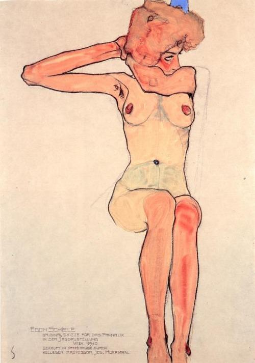 denawinter: Egon Schiele.