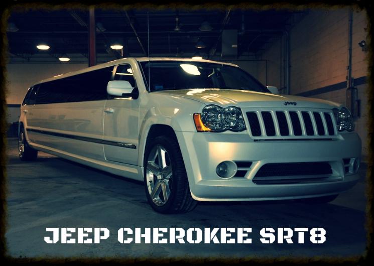 Jeep Cherokee SRT8 Limo