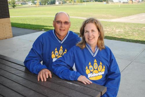 Bruce and Joyce Uselman will serve as parade marshals for WDC's homecoming parade on Friday. Both are alums of Wadena High School and have strong connections to the school and community.