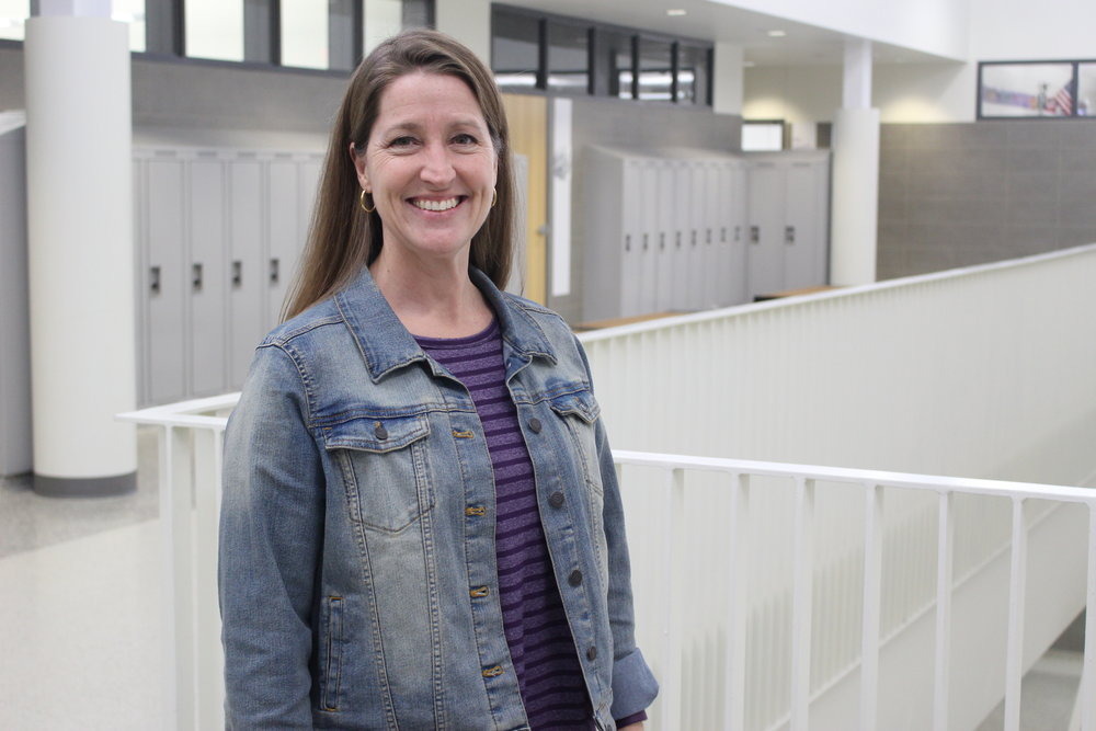Wadena-Deer Creek special education teacher Cami Oakes will be honored at NJPA's Educators of Excellence banquet, May 1. Photo by Dana Pavek, WDC Schools.