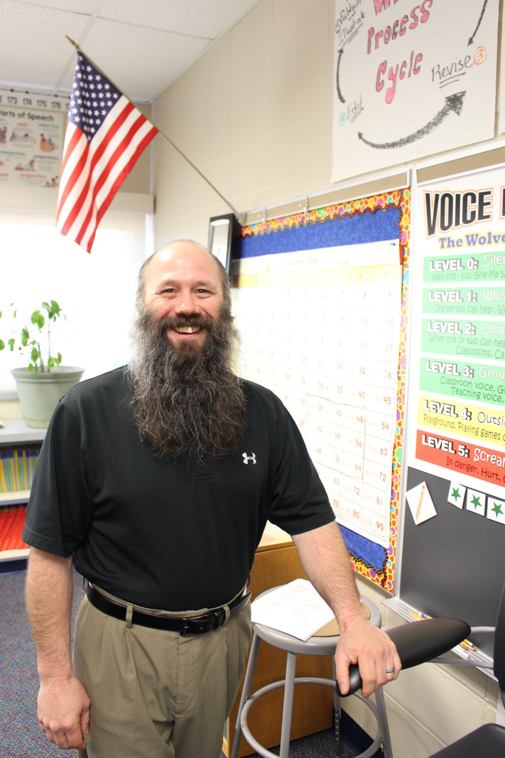 WDC is proud and excited to announce that Dan Savoie, pictured, along with Cami Oakes, will be recognized at NJPA's Educators of Excellence Awards Banquet on May 1.