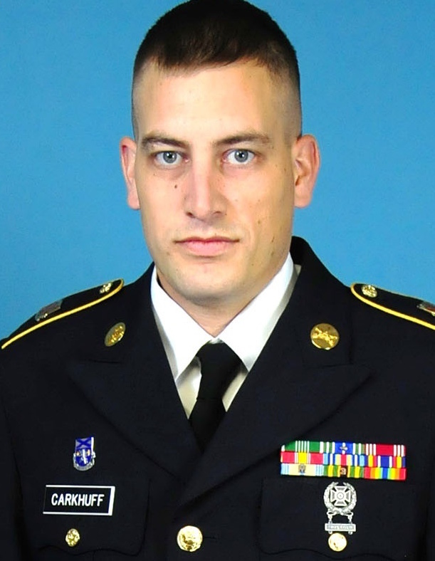SFC Matthew Carkhuff is based out