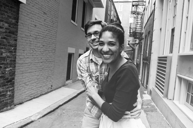 Photo Says Hello | Boston Engagement | Little Italy