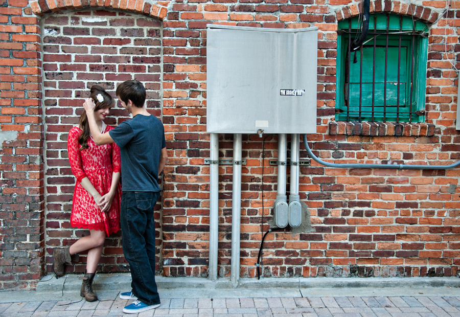 Photo Says Hello | West Side Story Inspired Shoot | All I Need is One Mic | Lakeland, FL