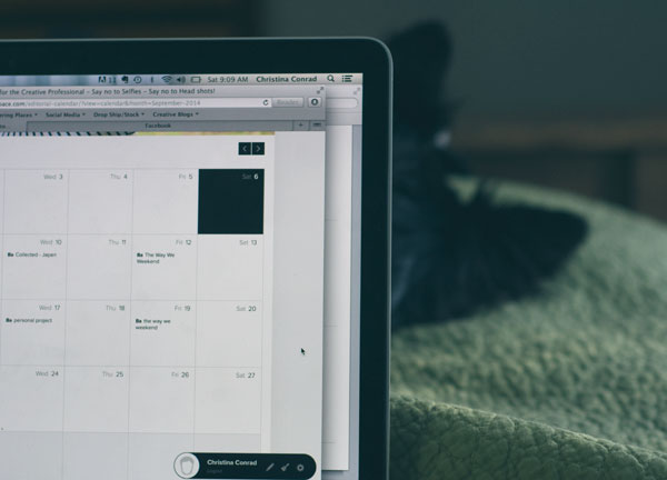 Editorial Calendar for Squarespace