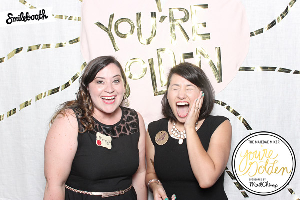 Maiedae Mixer Smilebooth with Jenna from Dearest-Love