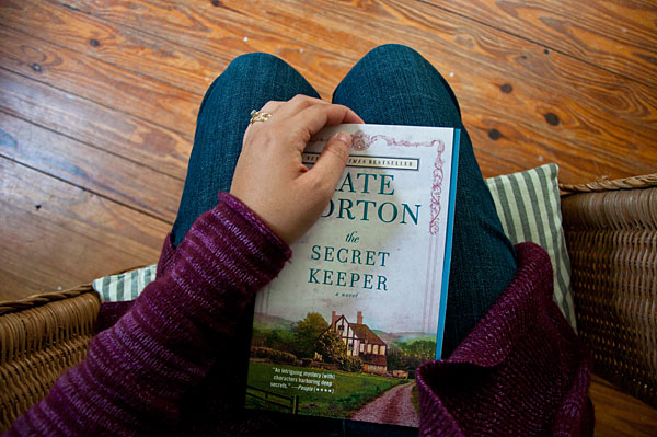 Interwar Novels | The Secret Keeper by Kate Mroton