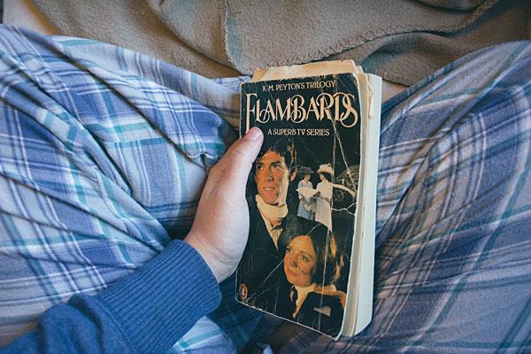 Flambards by K.M. Peyton