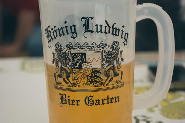 Bier Garten Mug