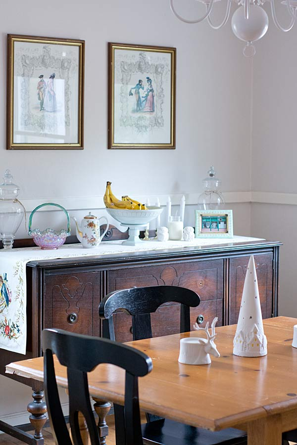 The Problem With Our Dining Room Paint Color — Christina Elyse